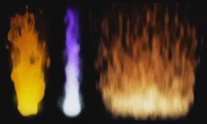 Ae 火の作成